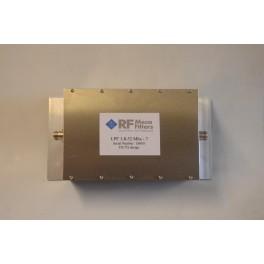 Filtre Passe-Bas 1.8 à 54 MHz à 7 cellules