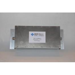 LPF 222Mhz-9
