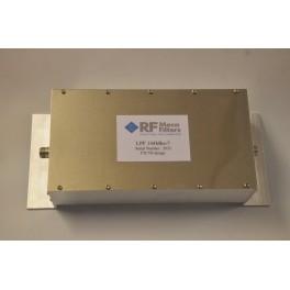 Filtre Passe-Bas 144 à 146 Mhz à 7 cellules